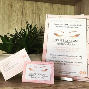 House of Glam Drucksorten