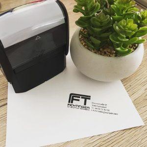 Fichtinger Transporte Stempel