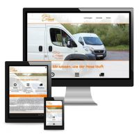 Hazal Transporte Website